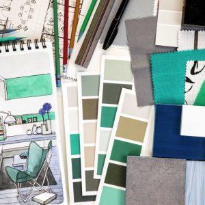 Disegno e rappresentazione per l'interior design